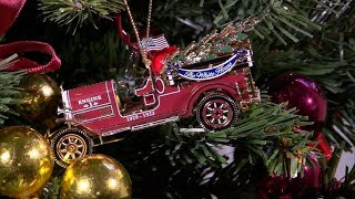 'Tis the season: White House Christmas ornaments