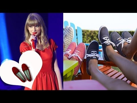Keds Kicks Into High Gear with Taylor Swift Campaign