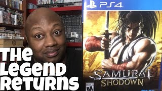 How does Samurai Shodown hold up?