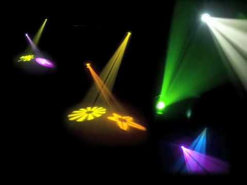 Chauvet - Intimidator Scan LED