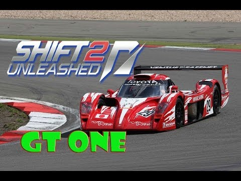 shift 2 unleashed toyota gt one