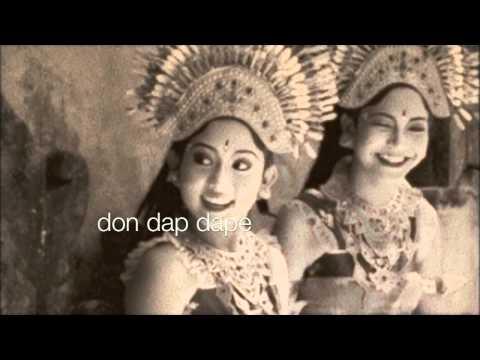 don dap dape-bali music