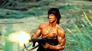 Alan Spencer on RAMBO: FIRST BLOOD, PART 2