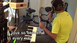 A LOVE SO BEAUTIFUL (cover)