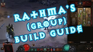 Diablo III - Rathma's Necromancer (Group) Build Guide