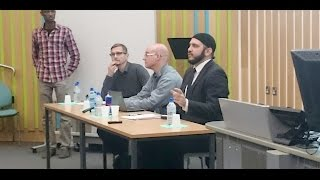DEBATE: Is Humanity Better Off Without Religion? Dr Robert Stovold vs Abdullah al Andalusi