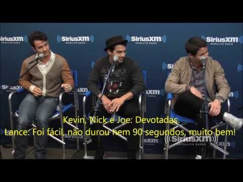 Jonas Brothers na SiriusXM (Taylor Swift e mais)