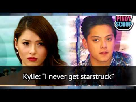 Kylie Padilla Said She Never Gets Starstruck On Cousin Daniel Padilla