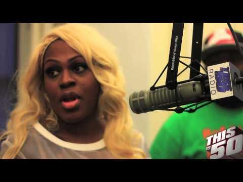 Lil Mo on R&B Divas, Chante Moore; Reality TV