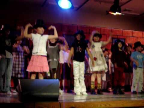 ANNIE JR Polk Elementary School