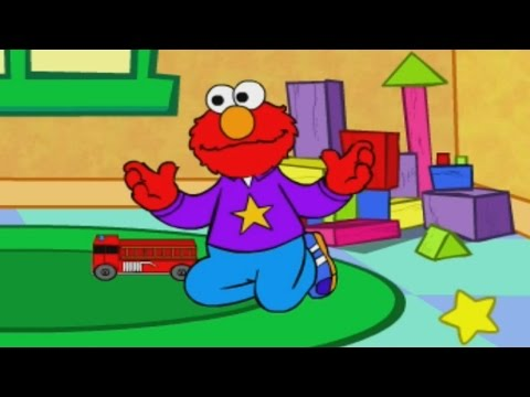 Elmo's First Day Of School Is Super Fun Toddler Gameplay Entertainment Sesame Street Muppet