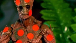 Guardians Of The Galaxy Vol 2 🌌 Episode 3: Groot Gets Ill | Toy Play Set | Toy Store- Toys For Kids