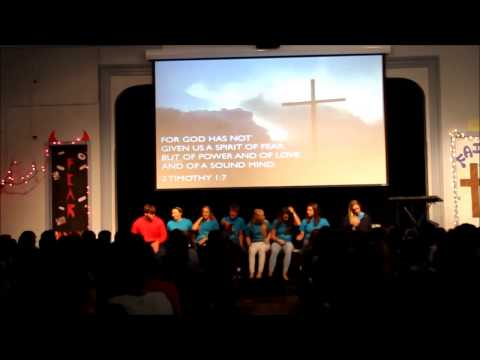 """Fear vs. Faith"" Aucilla Christian Academy Chapel - 10/02/2014"