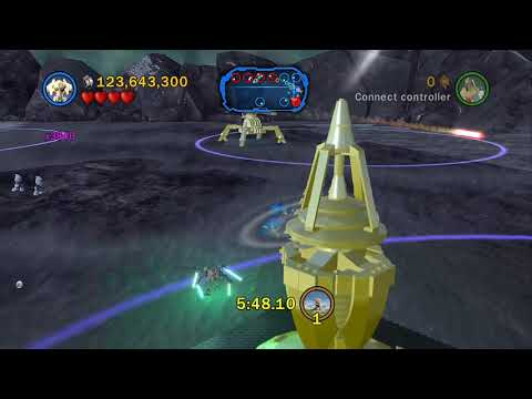 LEGO Star Wars III: The Clone Wars - Separatist Assault Missions 1-8 (Gold Bricks)