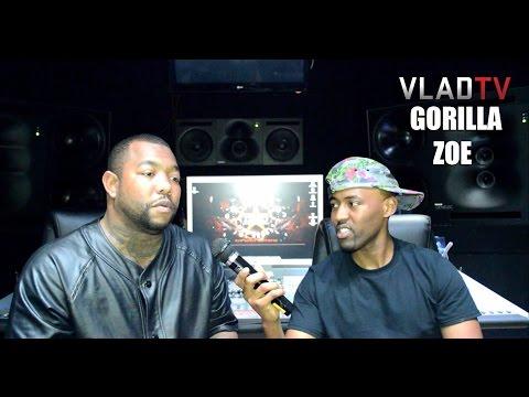 Gorilla Zoe Breaks Down How Hip-hop Controls Pop Culture video