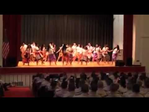 Samoan Talent Show - Sasa (Wentworth Military Academy) 2014
