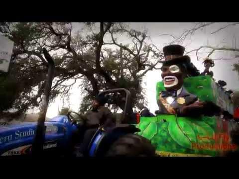 Zulu Parade Mardi Gras 2015 - February 17, 2015