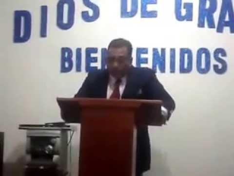 Pastor Evangelista Eduardo Garcia; Un Nacimiento Que Conmueve.