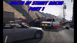 THE DEATH OF A STREET RACER | PART 1 | AFTERMATH - RP