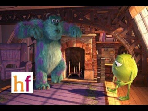 Cine para niños: 'Monstruos S.A. 3D'