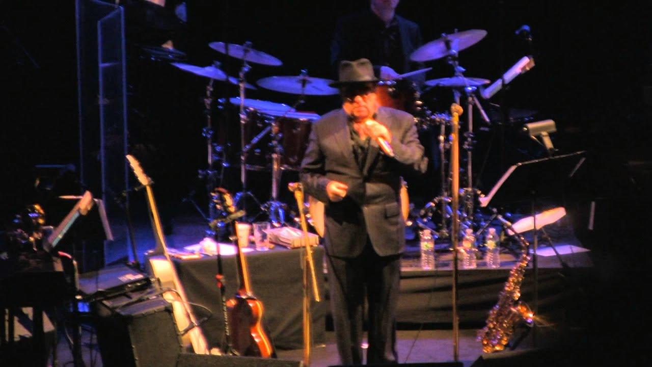 Van Morrison 11 26 13 In The Garden Beacon Theater Youtube