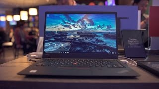 Lenovo ThinkPad X1 Carbon Hands On