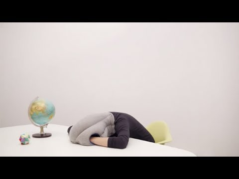 Ostrich Pillow comes to Kickstarter