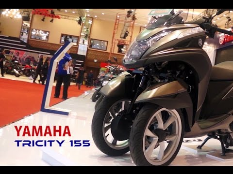 Video Profil Yamaha Tricity 155