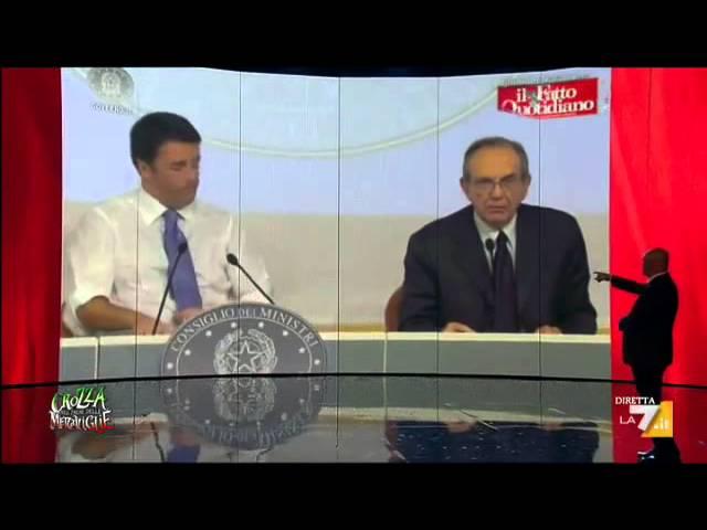 Anche D'Alema ha distrutto la Sinistra ma almeno s'impegnava, Renzi si annoia