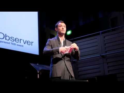 TEDx Observer Natalia Koliada (Jude Law introduces) speech