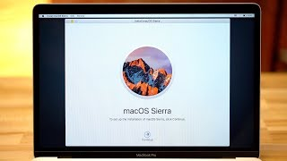 How to downgrade to macOS Sierra from High Sierra