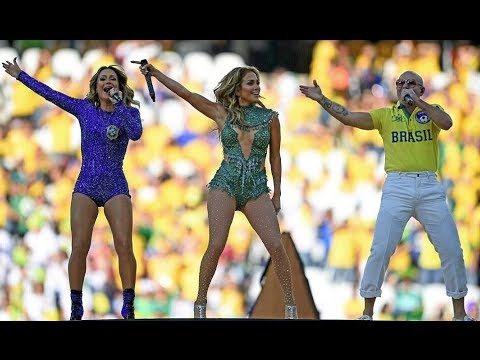 We Are One (Ole Ola) World Cup Jennifer Lopez, Pitbull, Claudia Leitte (HQ)