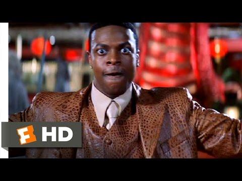 Rush Hour 2 (1/5) Movie CLIP - Bamboo Scaffold (2001) HD