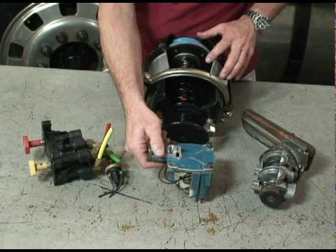 Anti Compounding Relay Valve Youtube