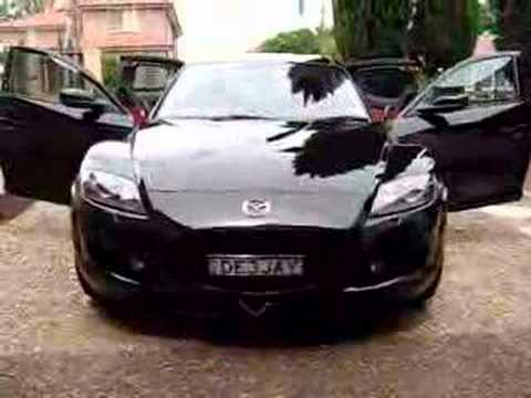 My RX-8 Music Videos