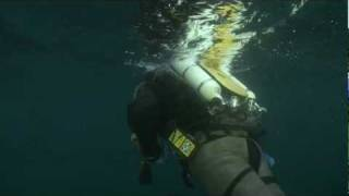 LUMINOX & Scott Cassell (30 mile dive)
