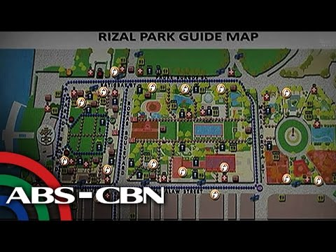 Luneta guide for Papal mass