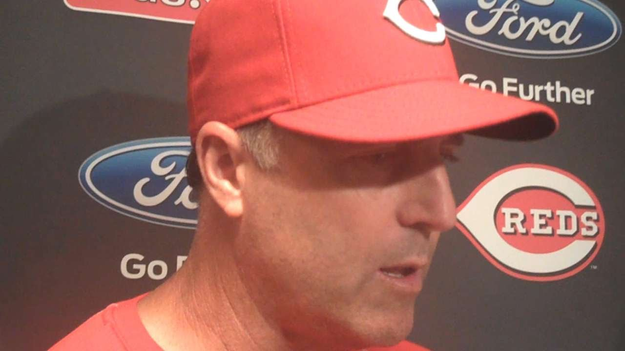 MIL@CIN: Price on Lorenzen's outing vs. Brewers