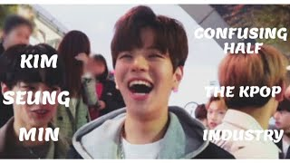 Kim Seungmin confusing half the Kpop industry