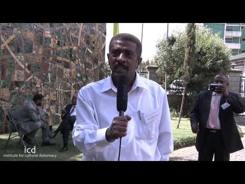 Hashim Dafalla Ahmed - The Addis Ababa Cross Continental Cooperation Summit 2014 video