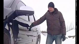 Тест Chevrolet TAHOE   www.skorost-tv.ru