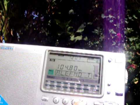 TEL AVIV (Israel) - Romanian LW Radio at Noon