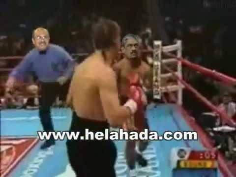 Mahinda rajapaksha Vs Sarath Fonseka (Flawless victory for MR)