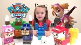 Щенячий Патруль СТАНЦИЯ МАРШАЛА PAW Patrol Toys ЩЕНЯЧИЙ ПАТРУЛЬ Игрушки Видео для Детей For Kids