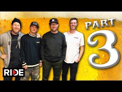 Josh Kalis & Mike Blabac: Great Wall & Group Therapy! Weekend Buzz Season 3, ep. 120 pt. 3