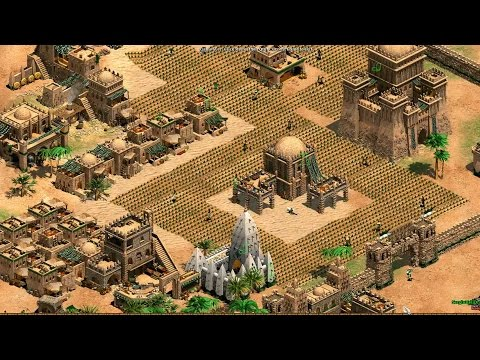 Age of Empires 2 HD - The African Kingdom Gameplay