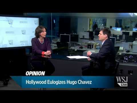 Hollywood Eulogizes Hugo Chavez - WSJ Opinion