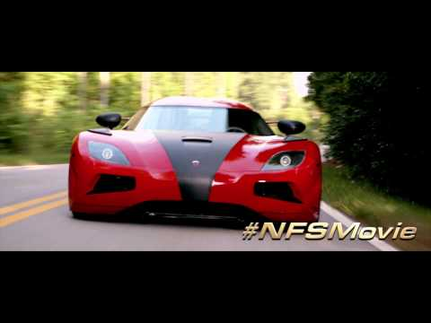 Need For Speed Movie - OW