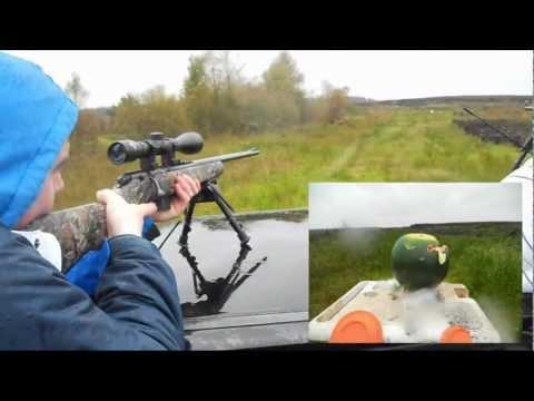Shooting the Marlin .22 Magnum / Cz 452 .22Lr