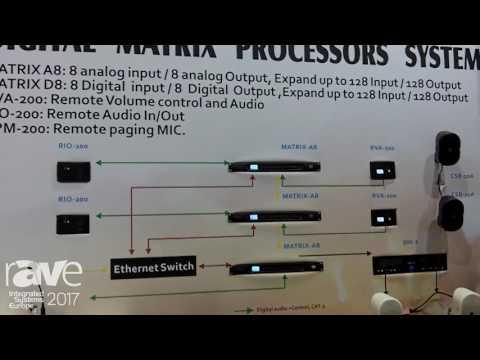 ISE 2017: Seikaku Shows Off Digital Matrix Processors System